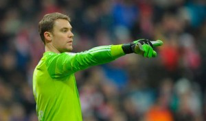 Neuer: I'm not a global brand like Ballon d'Or rivals Ronaldo & Messi