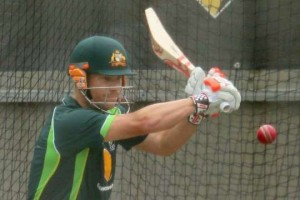 Warner pronounces himself ready for battle