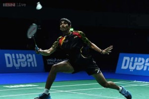 Kidambi Srikanth is World No. 4 in BWF ranking