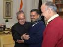 President appoints Arvind Kejriwal as Delhi CM