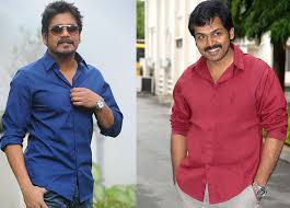 Nagarjuna And Karthi Started The Movie