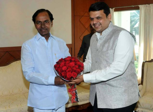 TS, Maharashtra resolved to co-ordinate with each other