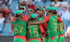 Bangladesh kicked England out of World Cup