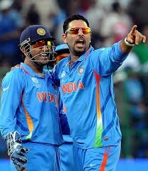 Yuvraj Singh's Bowling Suffered Due to New Field Restrictions : Dhoni