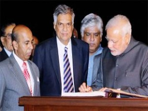 India, Sri Lanka sign four agreements, discuss fishermen issue