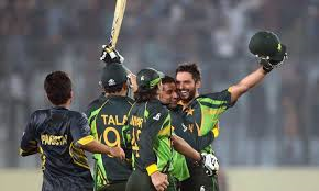 World Cup 2015: Pakistan's First Win