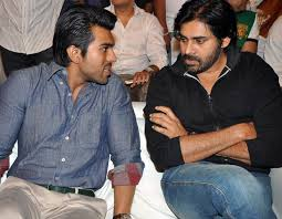 Pawan Kalyan to Produce Film With Ram Charan