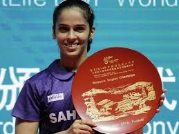 Saina Nehwal, Kidambi Srikanth win India Open Super Series titles