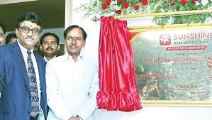 Hyderabad evolving into a healthcare hub