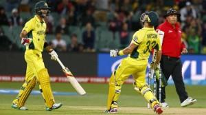 World Cup 2015 : Australia Defeat Pakistan, Will Face India in Semis