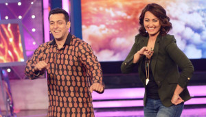 Salman Khan praises Sonakshi Sinha's weight loss