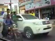 Caught on Camera, AP MLA's Son Has Fast and Furious 'Party'
