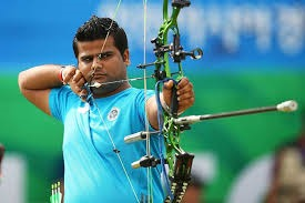 Rajat Chauhan assured of a historic medal at World Archery Championships