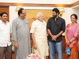 Prabhas Meets Prime Minister Narendra Modi, Urges Him to Watch Baahubali