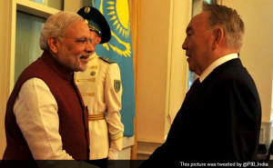 India, Kazakhstan sign five key agreements to bolster ties