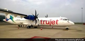 TruJet's First Flight Takes Off From Hyderabad to Tirupati