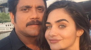 I consider myself extremely lucky to be working with Nagarjuna: Gabriella Demetriades