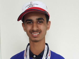 India's 14-year-old golfer Ranveer Saini creates history with gold at Special Olympics