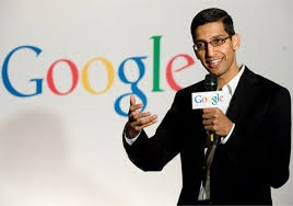 Chennai-born Sundar Pichai named new CEO of restructured Google