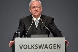 Volkswagen boss quits over diesel scandal