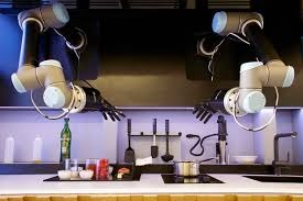 Chinese university hires robot chefs to cook meals for students