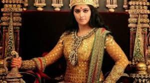 Anushka Shetty comes in October's Rudhramadevi