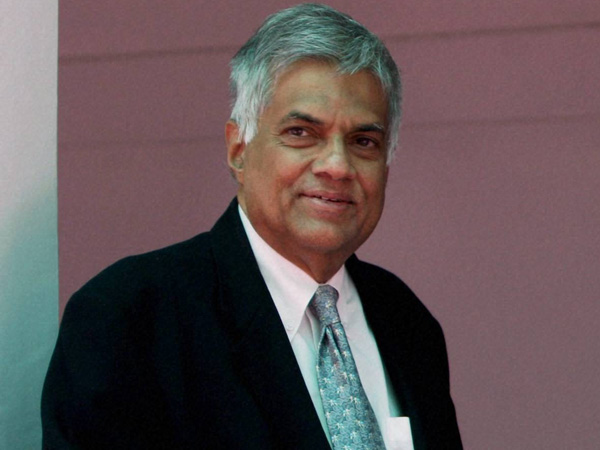 Sri Lankan PM Ranil Wikremesinghe to visit India on first foreign tour