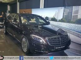 Mercedes launches Maybach S 600 in India at Rs 2.6 crore