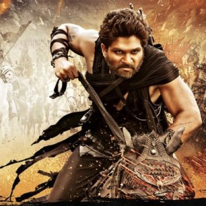Allu Arjun on BRUCELEE release clash with RUDHRAMADEVI