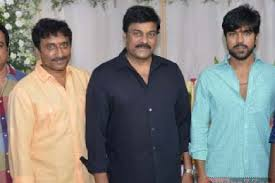 I am grateful to Chiranjeevi for working with me: Sreenu Vaitla