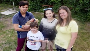 29-year-old becomes grandmother in Argentina