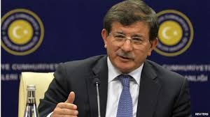 Turkish PM seeks to reduce tensions with Russia