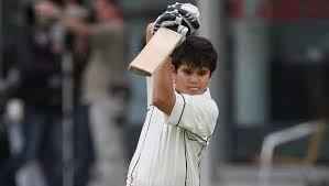 Sachin Tendulkar's son Arjun selected in Mumbai under-16 squad
