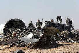 Bomb by Islamic State may have caused Russian plane crash: Security sources