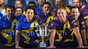 Sachin's Blasters take on Warne's Warriors in All-Stars T20 series