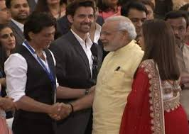 Shah Rukh Khan ahead of Narendra Modi with 16 million followers on Twitter