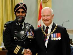 Indo-Canadian Sikh named Canada's new Defence Minister