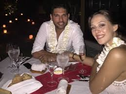 Yuvraj Singh gets engaged to Hazel Keech in Bali: reports