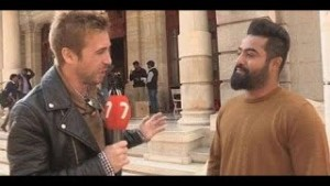 Jr NTR Interviewed By Spanish News Channel