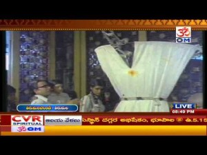Tirumala hundi New Year Day  record collection