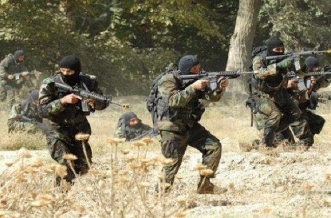 Military Hands Over Footage of Surgical Strikes to Govt