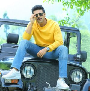 Hero Ramcharan In Dhruva